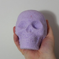 The Sleeping Death - 3D Skull Bath Bomb