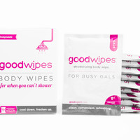 Body Wipes for Gals - Goodwipes