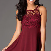Short Prom Dresses, Cocktail, Party Dresses - p11 (by 32 - low price)