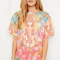 Smithson Ganesh '90s Sublimation Tee - Urban Outfitters
