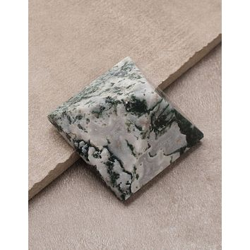 Tree Agate Pyramid - As-Is-Clearance