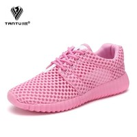 TANTU casual shoes woman platform sneakers fashion shoes flats ladies shoes running light sport shoe