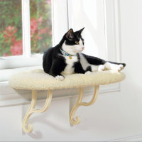 Kitty Window Sill Cat Bed