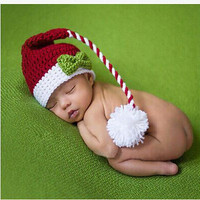 Newborn Baby Girls Boys Crochet Knit Costume Photo Photography Prop = 4457638084