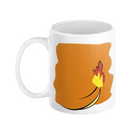 Pokemon Charmander Mug  - Coffee Anime Squirtle pikachu Ash 90 s Vintage Cartoon yugioh
