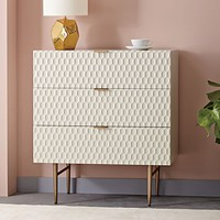 Audrey 3-Drawer Dresser
