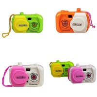 Fun Colourful Centre Toddler Baby Toys Simulation Camera School Toys Kids Toys Intelligence Educational Improve Toy