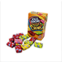 Jolly Rancher Fruit Chews Tropical 12 count
