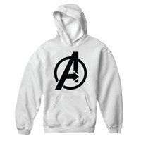 Marvel Avengers Hoodie sizes sm-2xl Comes With Free White Avenger Shirt.