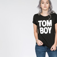 The Ultimate Tomboy Tee by Petals and Peacocks | WILDFANG