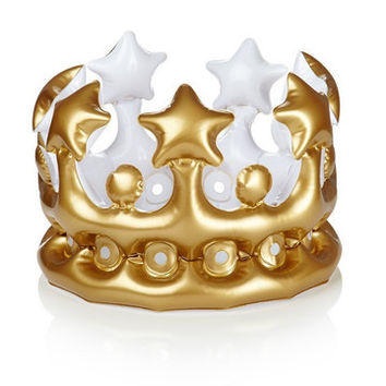 Queen For A Day | Inflatable Crown