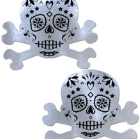 Day of the Dead Candy Skull Pasties