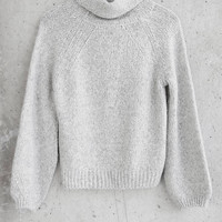 Marled Express Edition Cowl Neck Sweater from EXPRESS