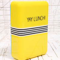 Yay Lunchbox at Urban Outfitters
