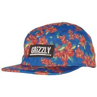Grizzly Tropical High 5 Panel - Men's at CCS