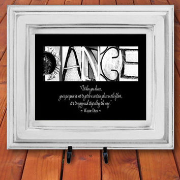 Appreciation Letter Dance Teacher] Gifts Dance Teacher Quotes