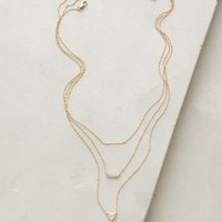 Raine Necklaces by Anthropologie in Gold Size: One Size Necklaces