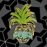 Getter Hat Pin - Getter Pin - Suh Dude - Pineapple Grenade Dubstep Festival Pin