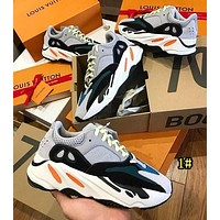 Adidas Yeezy 700 V2 Runner Boost Shoes Classic Sneakers 1#