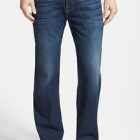 Men's 7 For All Mankind 'Austyn - Luxe Performance' Relaxed Straight Leg Jeans (Blue Illusion)