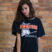 Hooters Orlando Destroyed Tee