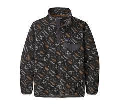Image of Patagonia B LW Synch Snap T