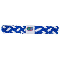 Florida Gators NCAA Braided Head Band 6 Braid