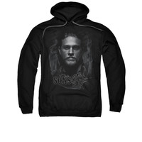 SONS OF ANARCHY JAX Adult Fleece Pull Over Hoodie