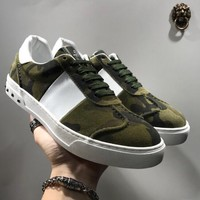 Valentino Fashion Casual Sneakers Sport Shoes