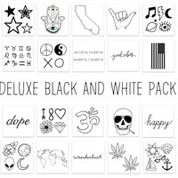 Deluxe Black & White Pack