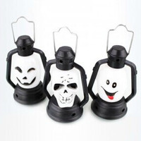New Lovely Colorfull xmas holiday LED Little skull head Night Light Decoration Candle Lamp Nightlight,great gift for kids