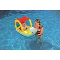 Fisher Price Sun Cover Baby Boat Set