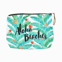 Aloha Beaches Clutch