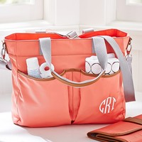 Melon Madison Tote | Pottery Barn Kids