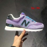 New Balance Fashion Casual All-match N Words Breathable Couple Sneakers Shoes I-PSXY Tagre™