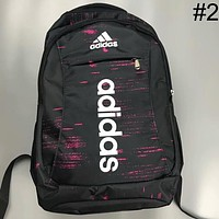 ADIDAS 2018 summer men and women camouflage embroidery logo backpack F-AA-XDD #2