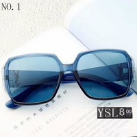 YSL Yves Saint Laurent female tide brand trendy polarized sunglasses F-A-SDYJ NO.1