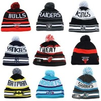 Team Beanies 9 Styles from CherryKreations21