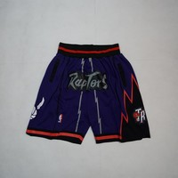 Toronto Raptors Fashion Basketball Sport Short