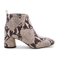 Marc Jacobs Rocket Chelsea Boot in Ivory Multi