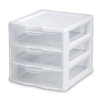 Mini Stacking College Drawers (Multiple Colors Available)