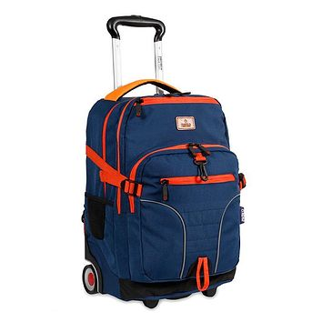 LUNAR MULTI-PURPOSE LAPTOP ROLLING BACKPACK
