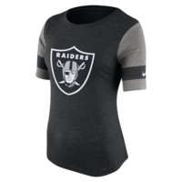 Nike Stadium Fan (NFL Raiders) Women's Top