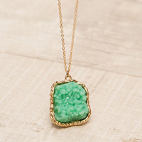 Seraphina Crystal Pendant Necklace