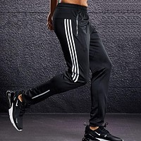 New Sport Pants Men Running Pants With Zipper Pockets Training And Joggings Men Pants Soccer Pants Fitness Pants For Men