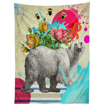 Ginger Pigg Polar Dance 2 Tapestry