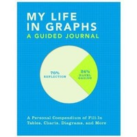 Knock Knock My Life In Graphs A Guided Journal