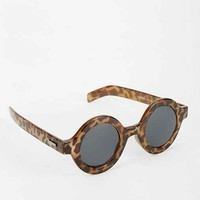 MINKPINK Madness Sunglasses- Brown One