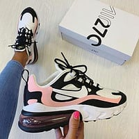 Nike Air Max 270 React Women Sneakers Sport Shoes