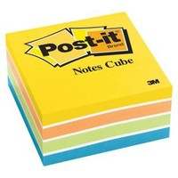 """Post-It Sweet Pea Notes Cube 3""""x3"""""""